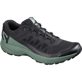 Salomon XA Elevate Shoes Herren black/balsam green/black